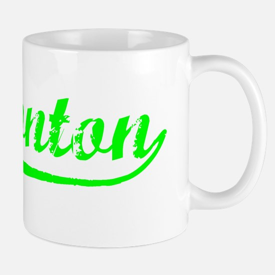 Vintage Edmonton (Green) Mug