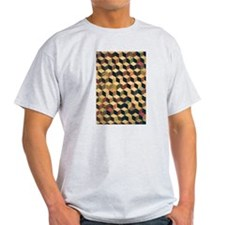 Cube Quilt - Fabric Crafts T-Shirt