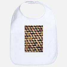 Cube Quilt - Fabric Crafts Bib