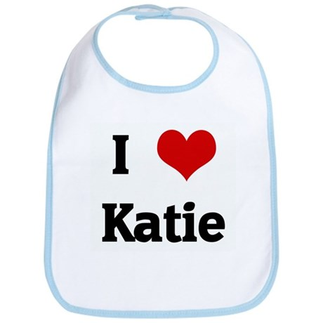 I Love Katie Bib