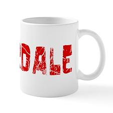Riverdale Faded (Red) Mug