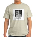 Feeling Quilty Light T-Shirt
