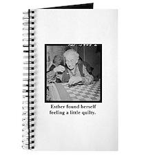 Feeling Quilty Journal