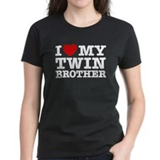 I Love My Twin Brother Tee