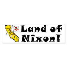 CA-Nixon! Bumper Sticker (50 pk)