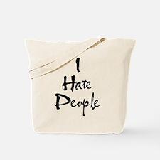 Cute I hate you Tote Bag