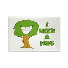 I Need A Hug Rectangle Magnet (100 pack)