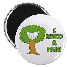 "I Need A Hug 2.25"" Magnet (10 pack)"