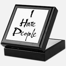 Funny Hate Keepsake Box