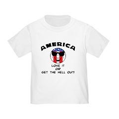 Love America T