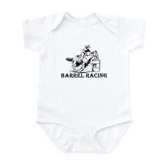 Barrels Infant Bodysuit