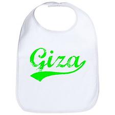 Vintage Giza (Green) Bib