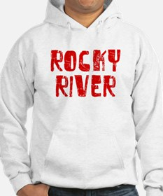 Rocky River Faded (Red) Hoodie