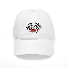 351 Checkered Flags Baseball Cap