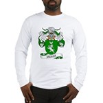 Duran Family Crest Long Sleeve T-Shirt
