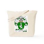 Duran Family Crest Tote Bag