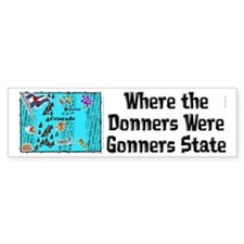 CO-Donners. Bumper Bumper Sticker