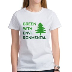 Green With Envi-ronmental Tee