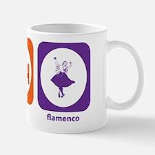 Eat Sleep Flamenco Mug