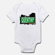 QUENTIN RD, BROOKLYN, NYC Infant Bodysuit