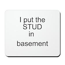 basement Mousepad