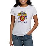 Egea Family Crest Women's T-Shirt