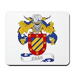 Egea Family Crest Mousepad