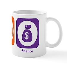 Eat Sleep Finance Mug