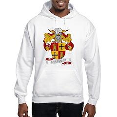 Enriquez Family Crest Hoodie