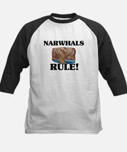 Narwhals Rule! Tee