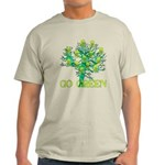 Earth Day Skulls Light T-Shirt