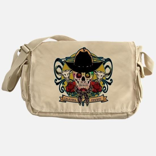 CALAVERA COWBOY Messenger Bag