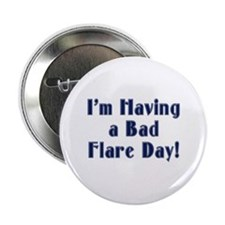 """Bad Flare Day 2.25"""" Button"""
