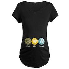 Peace Love Finance T-Shirt