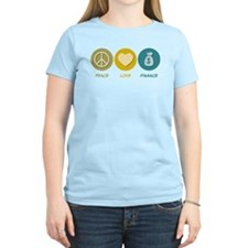 Peace Love Finance T-Shirt