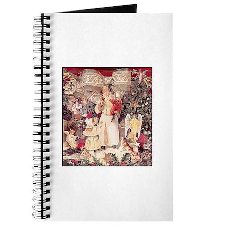 Christmas Scrapbook Altered C Journal