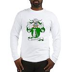 Escalera Family Crest Long Sleeve T-Shirt