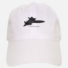 SR-71 Blackbird Baseball Baseball Cap