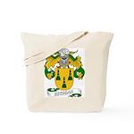 Escobar Family Crest Tote Bag