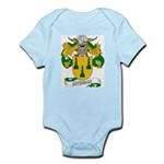 Escobar Family Crest Infant Creeper