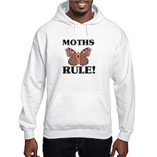Moths Rule! Hoodie