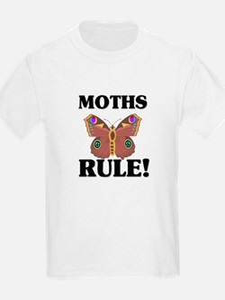 Moths Rule! T-Shirt