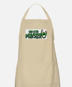 One Eyed Monster BBQ Apron