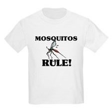 Mosquitos Rule! T-Shirt