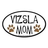 Vizsla Bumper Stickers