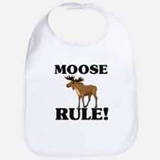 Moose Rule! Bib