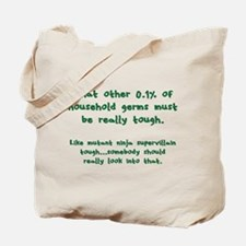 Tough Germs Tote Bag