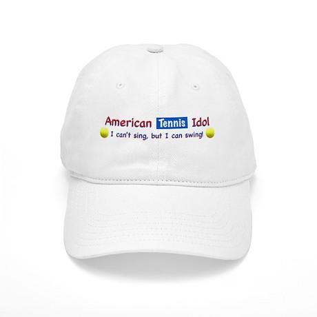 American Tennis Idol Cap