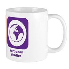 Eat Sleep European Studies Mug
