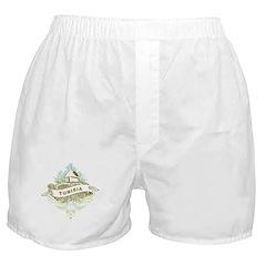 Mosque Tunisia Boxer Shorts